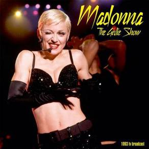 Madonna The Girlie Show: 1993 TV Broadcast Import