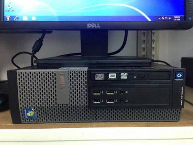 Dell Optiplex 990 SFF PC Intel Core i5 (2nd Gen)