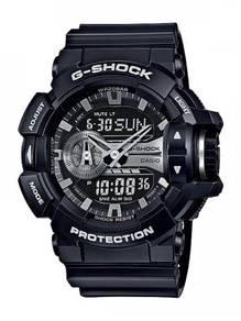 Casio G-Shock Men Black Sport Watch GA-400GB-1ADR