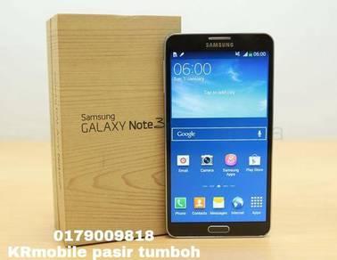 Samsung -note 3-fullset boxe