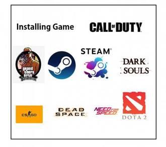 Pc laptop game