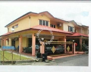 2 Storey END LOT with Land - Taman Bertam Jaya, Tesco Cheng Melaka