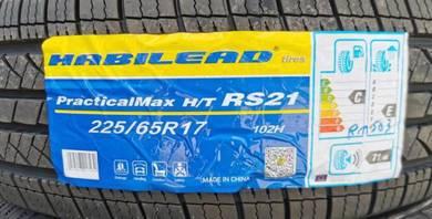 Tayar Baru Habilead RS21 225 65 17 Tyre New 2020