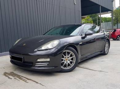 Used Porsche Panamera for sale