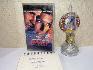 SPEED 2 CRUISE CONTROL VHS Film Movie 1997