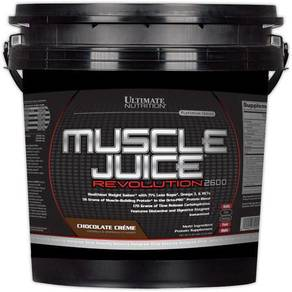 Ultimate Muscle Juice (High Protein,High Fiber
