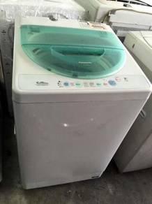 Washer Panasonic Auto Mesin Basuh Washing Machine