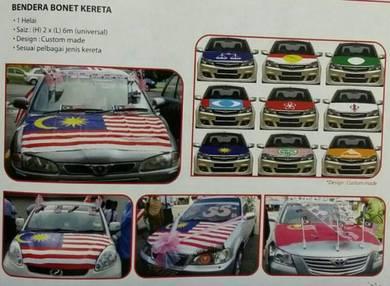 Bendera (bonet kereta)