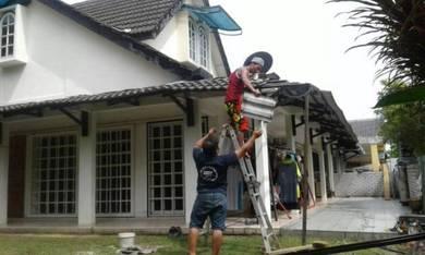 Mantin - wan specialist atap bocor/plumber