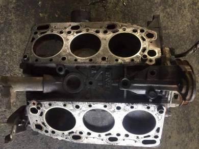 JDM Proton Perdana V6 Engine Block 6A12 E54A