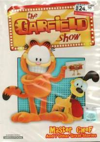 DVD The Garfield Show - Master Chef