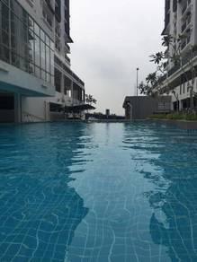 Homestay Bangi 4 Bedroom with pool & Gym