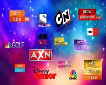 Cruise tv box Chanel android mega tvbox