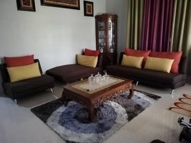 Set sofa tanpa meja