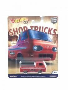 Hotwheels Shop Trucks '60s Ford Econoline Pickup#5