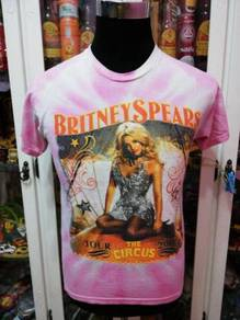 Britney Spears The Circus Tour2009 Concert Tie dye