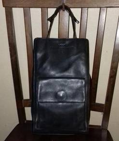 Carry Bag Leather DKNY