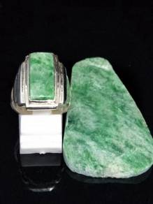 Cincin Jade Burma JB3