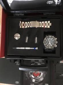 Oris Pro Diver Chronograph Mens Watch