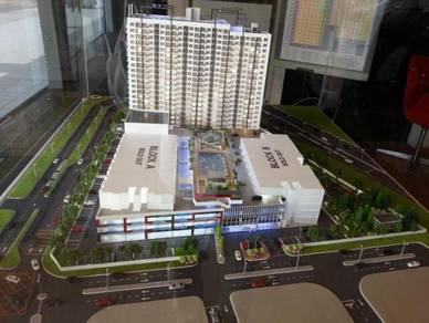 Palm Garden Apartment NEW Bandar Baru,Klang
