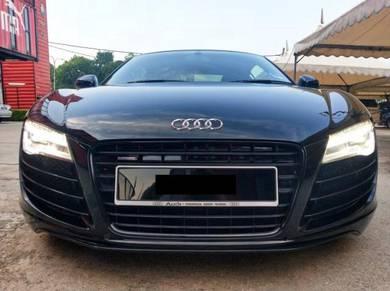 Audi R8 Facelift Headlamp Head Light Lampu Depan