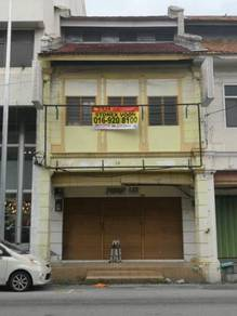 Ipoh City Center, 2 Storey Shop Lot Facing Main Road