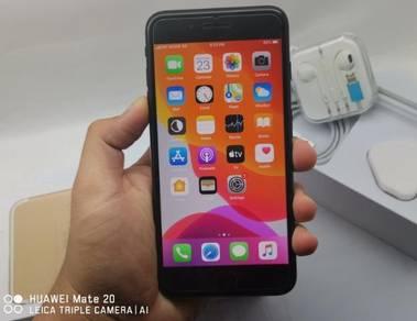 Iphone - 7- PLUS 128GB jetblack