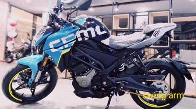 CFMOTO 250nk limited edition (promosi pkp)