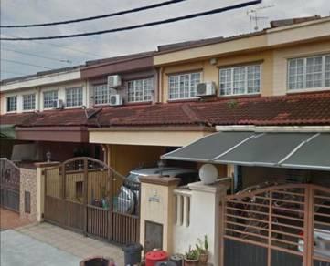 Gated Guarded 2 Storey Terrace Taman Saga Nr MCD Andalas Klang