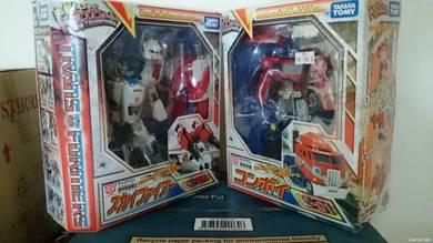 Transformers Henkei C01 / C06 MIB