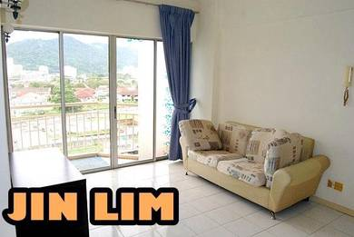 Villa Emas Bayan Lepas_900sf_1 Car Park_Nice Furnish&Renovate_Worthbuy