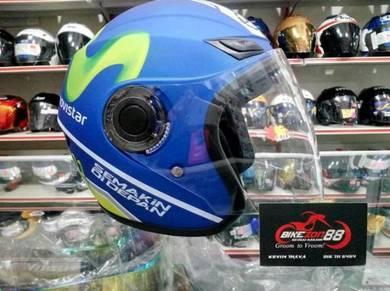 Helmet Laser Movistar