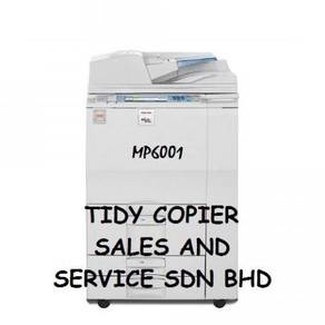 Hot sale price machine copier b/w mp6001