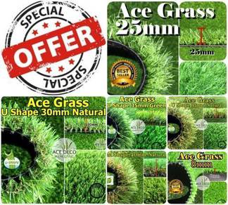 BIG DEAL SALE Artificial Grass / Rumput Tiruan 09