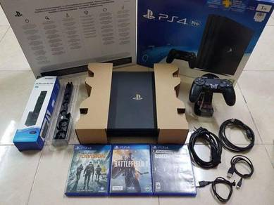 Sony Playstation 4 PS4 Pro 1TB
