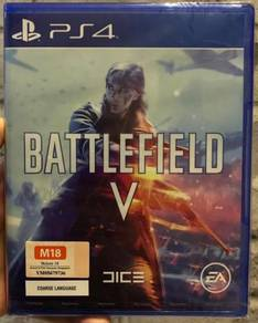 Battlefield V /5 PS4 Game R3 NEW
