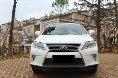 Lexus Rx270 Rx350 TRD design front bumper pp