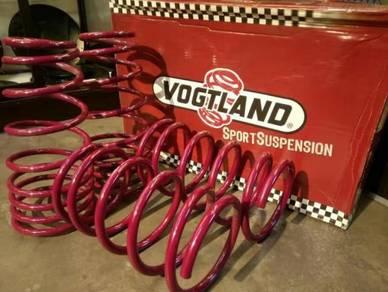 Vogtland sport spring made in germany satria neo