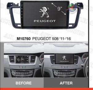 Peugeot 508 11-16 oem android player