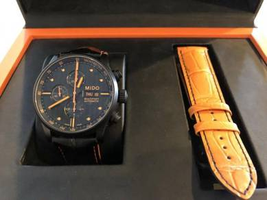 Mido Multifort Special Edition II Automatic Chrono