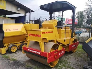 Dynapac CC20 Tandem Roller