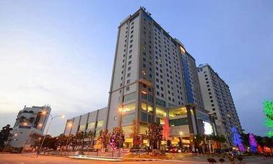 3 Room Unit at Kinta Riverfront Condominium