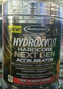 Mt hydroxycut hardcore next gen fat burner
