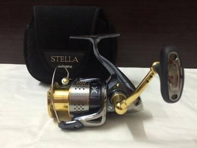 10' SHIMANO STELLA 4000XG Fishing Reel ( NEW )