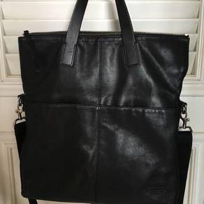 Coach Sling Bag Leather