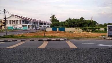 Road Side Vacant Land along Jalan Teluk Wanjah, Alor Setar