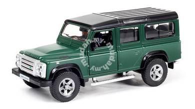 Land Rover Defender (Matt dark green) diecast car