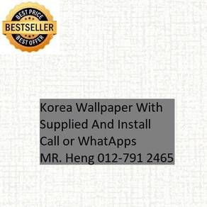Classic Wall paper with installation f659050