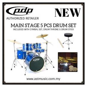 PDP Mainstage Drum Set With Cymbals