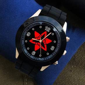 Naruto shippudden Seringan quartz fashion watch